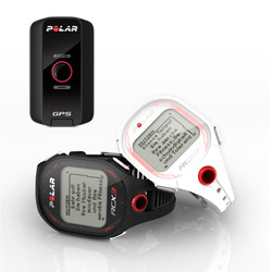 Polar rcx3 gps hartslagmeter testhorloge