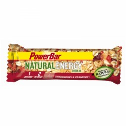 Barre Powerbar Natural Energy