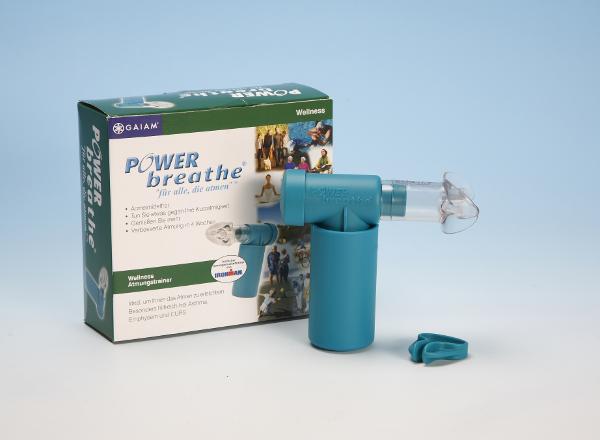 Entraîneur respiratoire léger POWERbreathe Classic Wellness