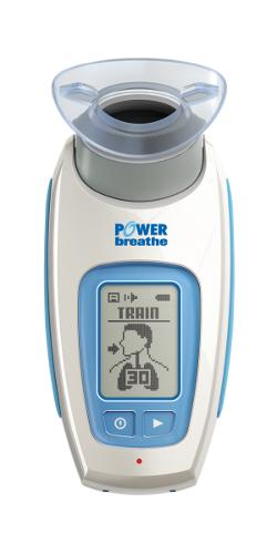 Entraîneur respiratoire POWERbreathe Kinetic K3