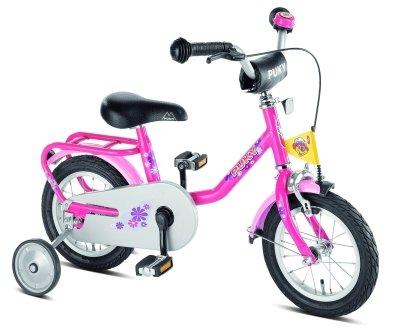 PUKY Bicicletta da Bambina Z 2, lovely pink