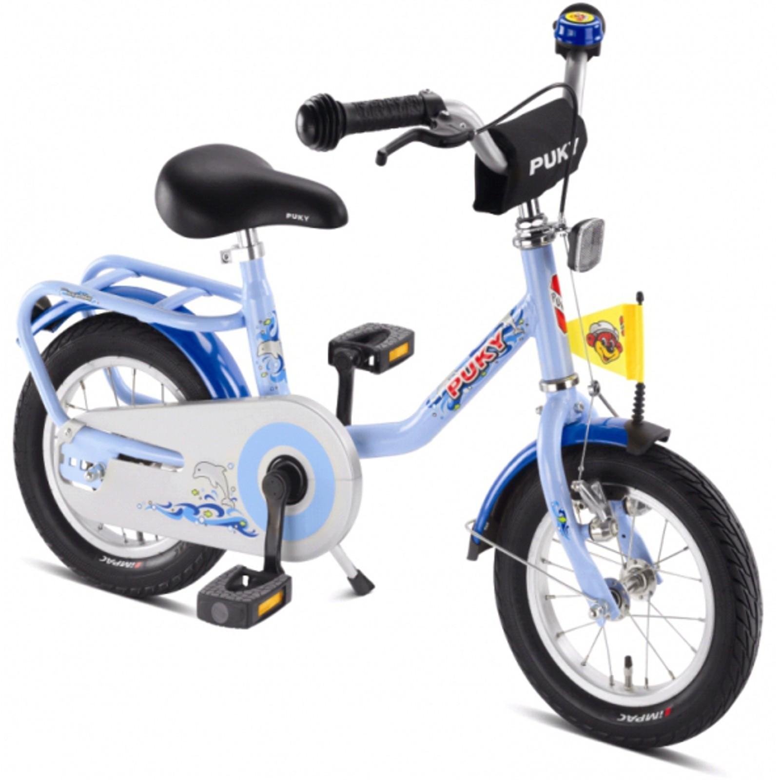 puky kinder fahrrad z 2 ocean blue g nstig kaufen. Black Bedroom Furniture Sets. Home Design Ideas