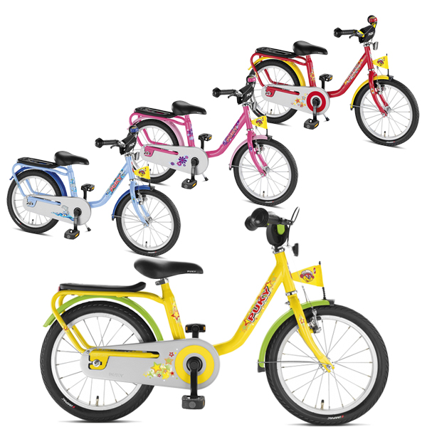 puky z6 kinderfahrrad 16 zoll g nstig kaufen sport tiedje. Black Bedroom Furniture Sets. Home Design Ideas