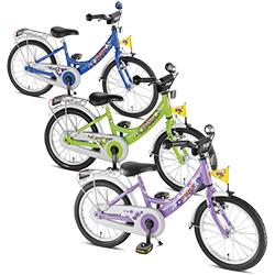 PUKY 18 inches children's bike ZL 18 Alu