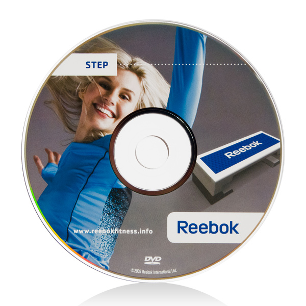 Reebok Step DVD