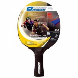 Raquette de tennis de table concave - Donic-Schildkröt Sensation 500 acheter maintenant en ligne