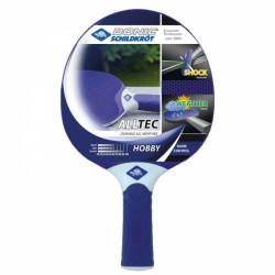 Raquette de ping-pong Donic-Schildkröt Alltec Hobby All Weather, concave acheter maintenant en ligne