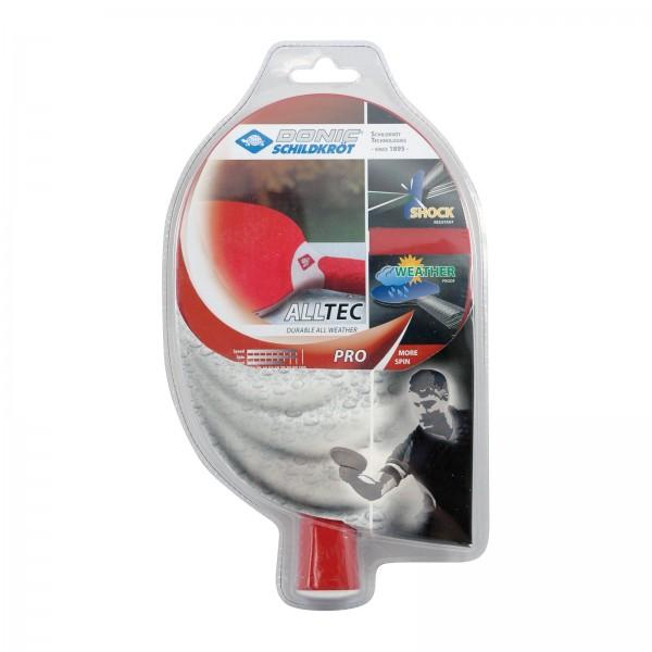 Donic-Schildkröt TT-Schläger Alltec Pro All Weather(Blister), konkav
