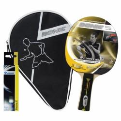Set de raquettes de tennis de table Waldner 500 Donic-Schildkröt, avec pochettes acheter maintenant en ligne