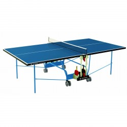 Donic-Schildkröt table de ping-pong SpaceTec Outdoor, bleue acheter maintenant en ligne