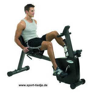 schwinn 207p recumbent bike buy test sport tiedje. Black Bedroom Furniture Sets. Home Design Ideas