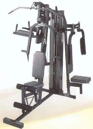 schwinn weight machine