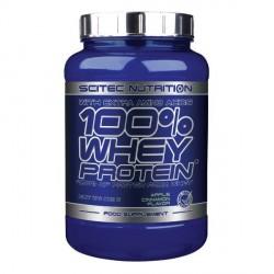 SCITEC 100% Whey Protein Detailbild