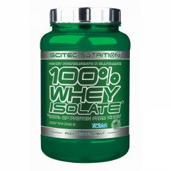 SCITEC 100% Whey Isolate Protein