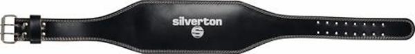 """Silverton Gewichthebergürtel 6"""" Leder"""