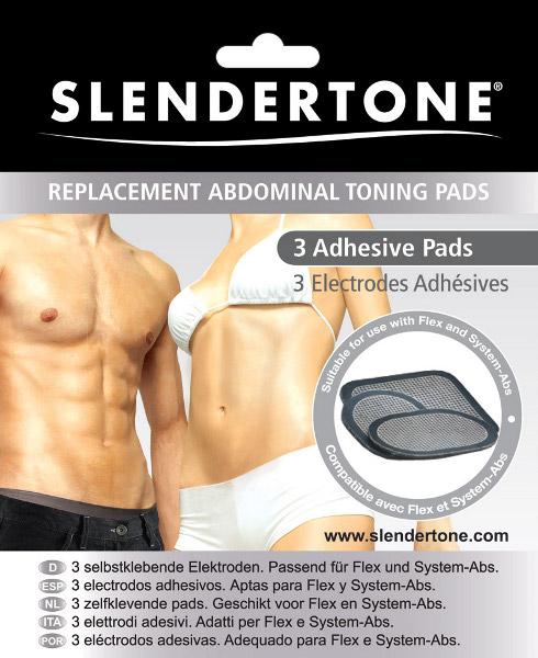 Slendertone elektroder til magebelte
