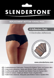 Slendertone replacement electrodes Bottom