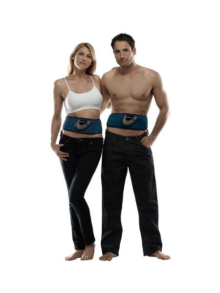 Ceinture abdominale FLEX Slendertone (EMS) pour elle et lui