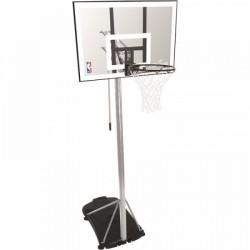 Spalding Basketball-Standanlage NBA Silver acheter maintenant en ligne
