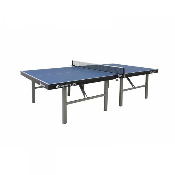 Sponeta table de ping-pong de compétition S7-23 bleue