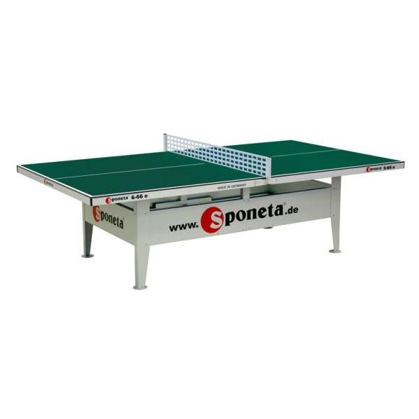 Sponeta table de ping-pong S6-66e verte
