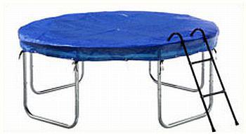 Bâche de protection imperméable Sportsworld pour les trampolines (365cm)
