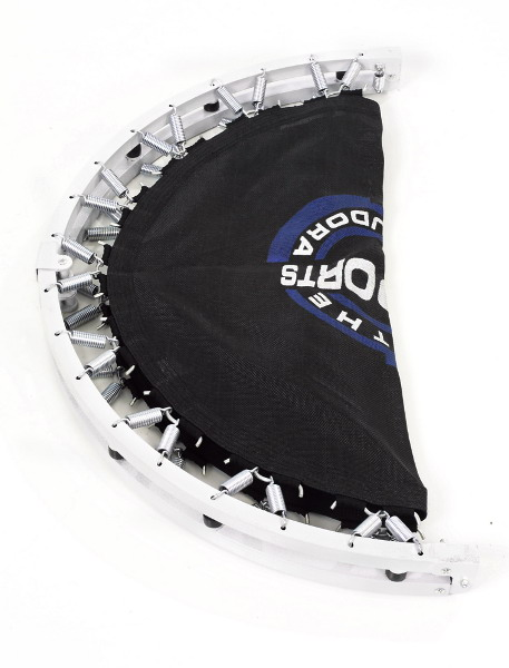 sportsworld trampolin faltbar g nstig kaufen sport tiedje. Black Bedroom Furniture Sets. Home Design Ideas