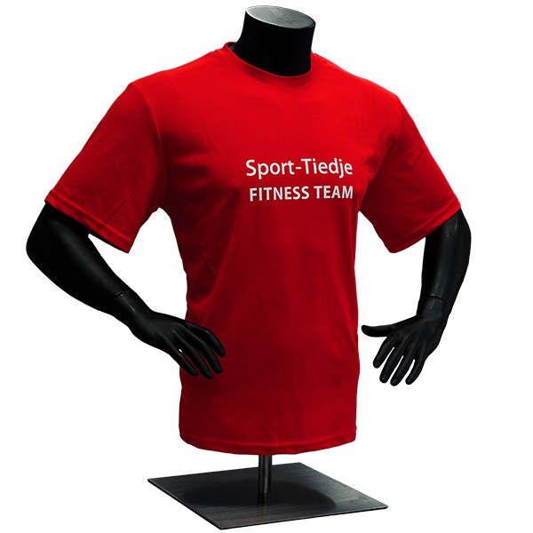 T-shirt technique « Sport-Tiedje Fitness Team »