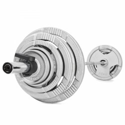 50 mm 120 kg Barbell Set acquistare adesso online