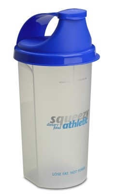 squeezy athletic shaker