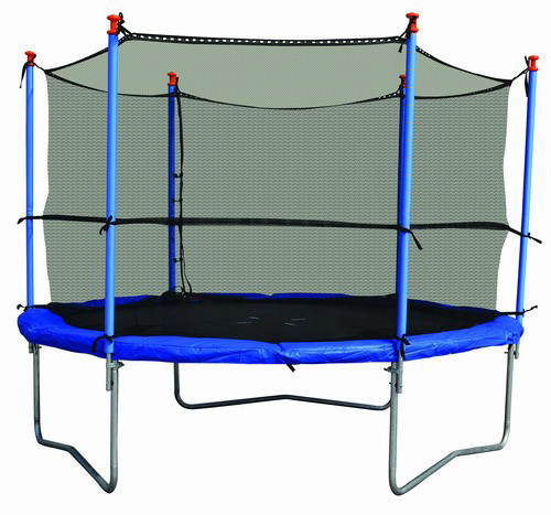 stamm garten trampolin 244 cm mit sicherheitsnetz g nstig kaufen sport tiedje. Black Bedroom Furniture Sets. Home Design Ideas