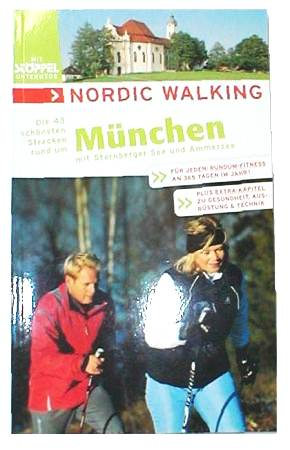 Nordic Walking Tour Guide Munich