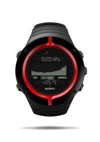Suunto Core Extreme Edition Red Detailbild