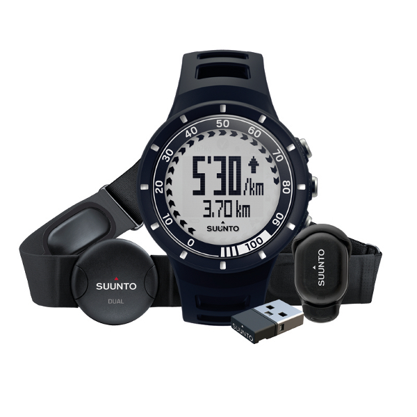 Suunto Quest Pulsuhr Running Pack