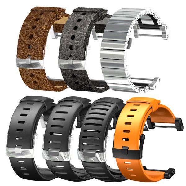 Bracelets Suunto pour la série Core
