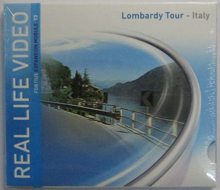 Tacx Real Life DVD Lombardy Tour- Italy