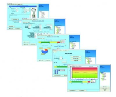 Tanita Software de Análisis GMON