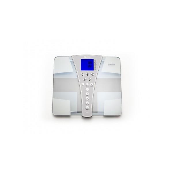 Balance d'analyse corporelle Tanita BC587, argentée