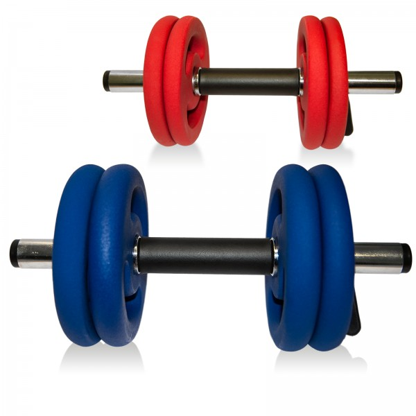Taurus dumbbell set