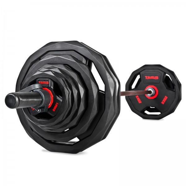 Taurus Premium Barbell Set 160 kg