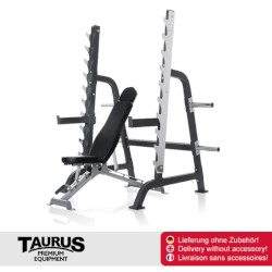 Taurus Squat Rack Detailbild