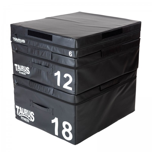 Taurus Soft Plyo Boxes (Set da 3)