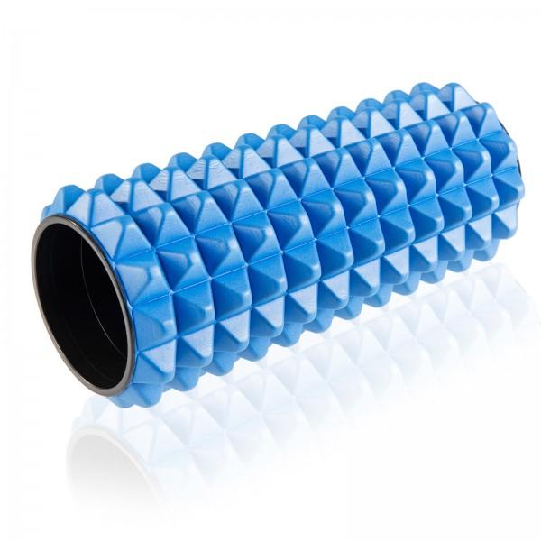 Rouleau pour fascias/rouleau de massage Taurus bleu