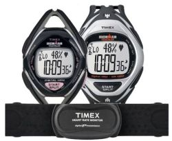 Timex ironman race trainer usb set t5k571 (zilver)