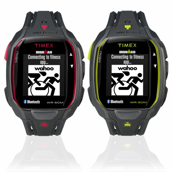 Timex pulse watch Ironman Run x50+ (HRM)