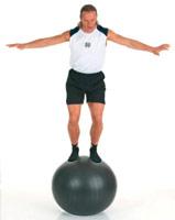 Togu Powerball Challenge ABS Detailbild