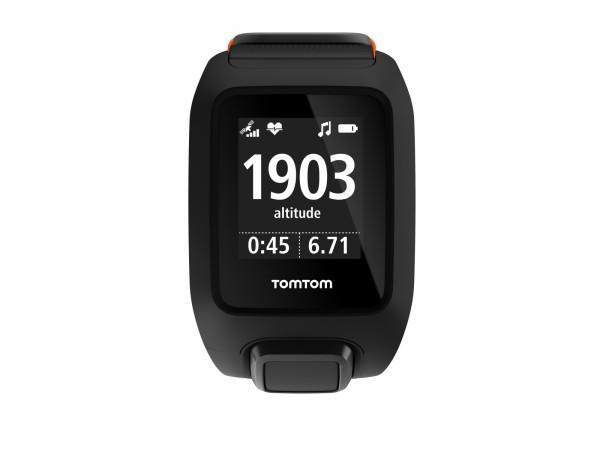 TomTom Outdoor GPS-Uhr Adventurer