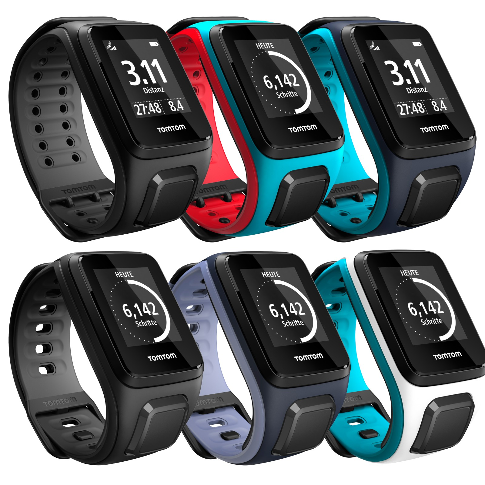 tomtom runner 2 montre de sport gps acheter tester sport tiedje. Black Bedroom Furniture Sets. Home Design Ideas