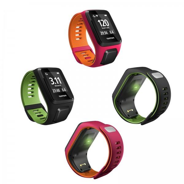 TomTom Runner 3 Cardio GPS-Sportuhr