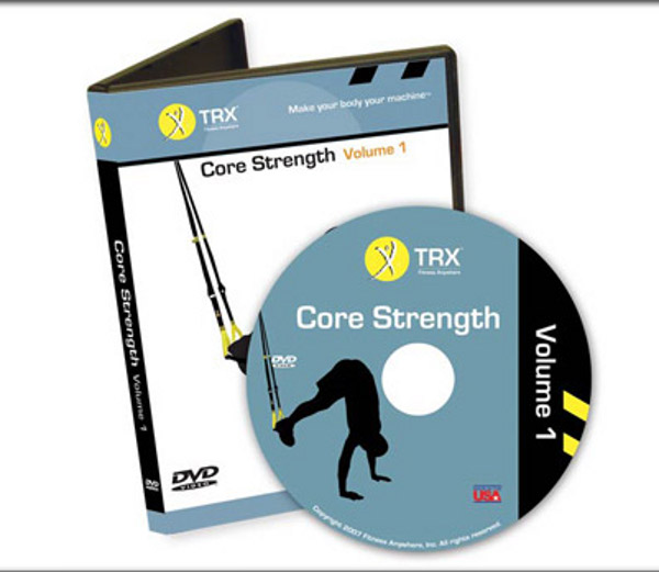 TRX DVD Core Training Vol. 1